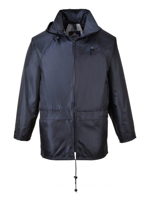 Portwest US440 Classic Rain Jacket, Navy