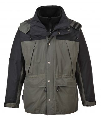 Portwest US532 Men's 3-in-1 breathable jacket