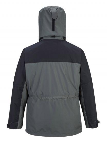 Portwest US532 Men's 3-in-1 breathable jacket, rear