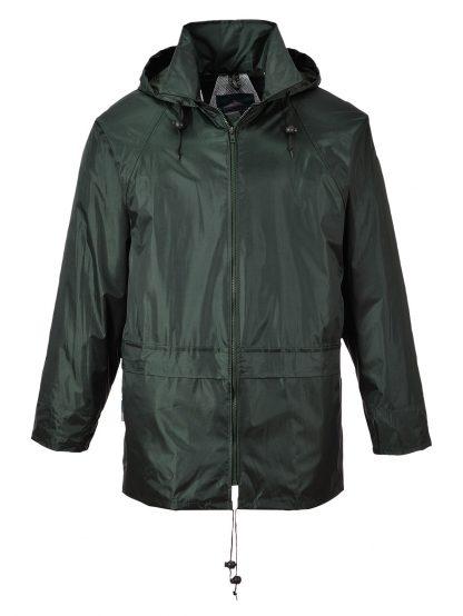 Portwest US440 Classic Rain Jacket, Olive
