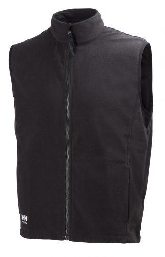 Durham Fleece Vest - Helly Hansen 72167, Black