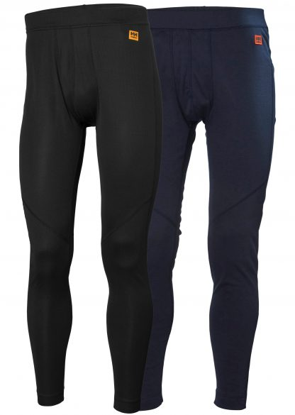 HH LIFA Max Long Johns - Helly Hansen 75508, Available in navy or black