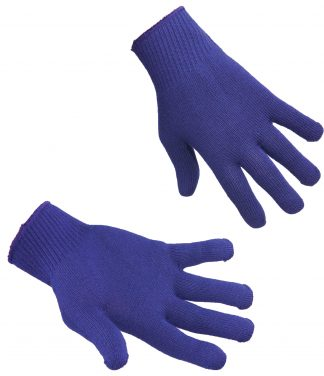 Thermal Glove Liner - Helly Hansen 75622, navy