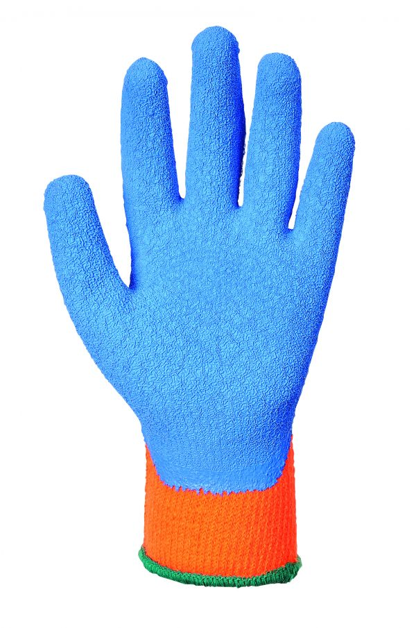 Portwest A145 Cold Grip Glove, Insulated, sandy latex palm