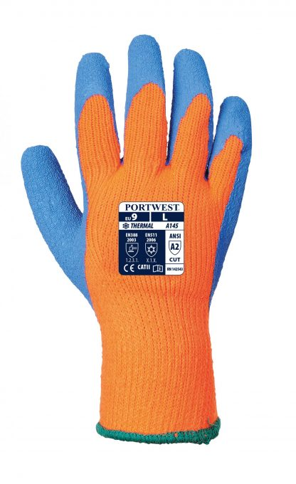 Portwest A145 Cold Grip Glove, Insulated, Acrylic Shell
