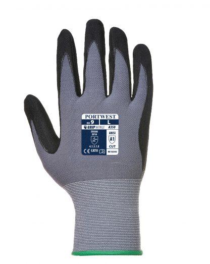 Grip Glove - Portwest A350 Dermiflex, ANSI Cut A1, Nylon Liner