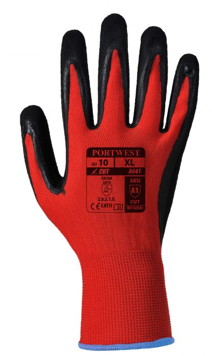 Cut Proof Gloves - Portwest A641, Cut Level 1, HDPE Shell