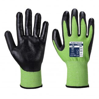 Cut Proof Gloves - Portwest A645, Cut Level 5, Both front and back