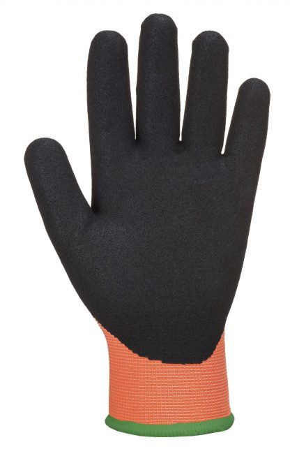 Portwest AP02 Thermo Pro Insulated Grip Glove, Waterproof, palm
