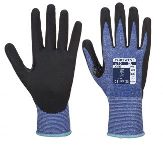 Cut Proof Gloves - Portwest AP25, Cut Level A3, Front and back