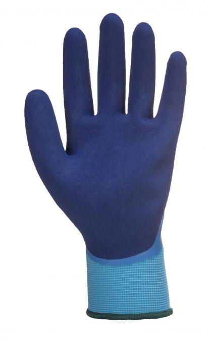 Waterproof Glove - Portwest AP80 Liquid Pro, ANSI Abrasion A2, Latex Palm