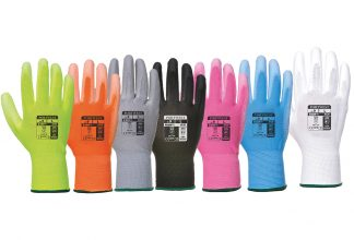 Grip Glove - Portwest A120 PU Palm