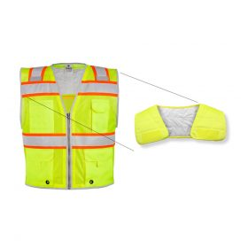 92b1c3e4fa8 High Visibility Two-tone Cooling Vest - ML Kishigo 1610