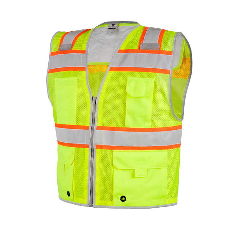 ... Safety Vests High Visibility Two-tone Cooling Vest – ML Kishigo 1610.  Click to enlarge 6f3a3104485e