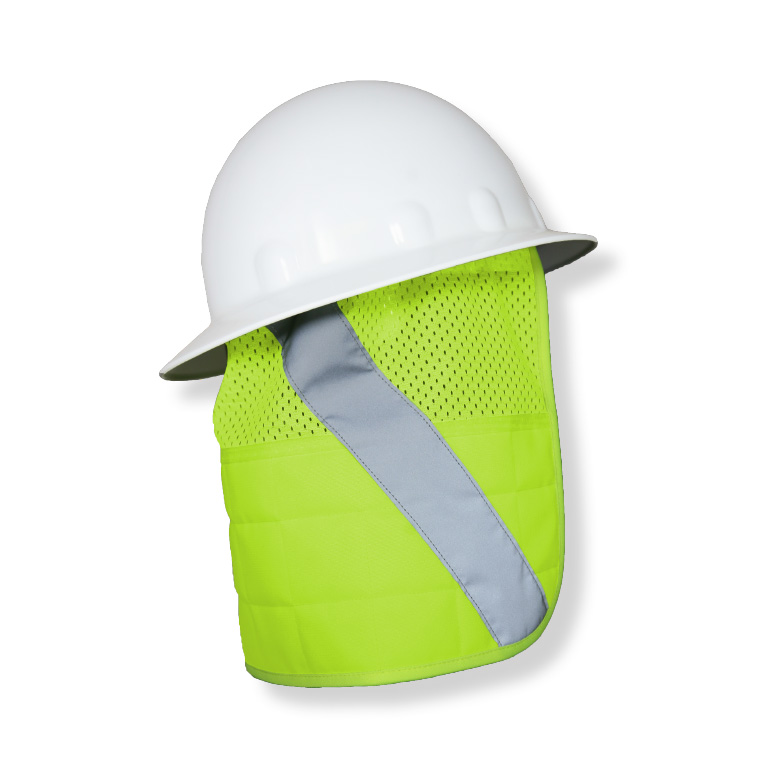 f10ee526468d85 Cooling Hard Hat Nape Protector - ML Kishigo 1622 — iWantWorkwear