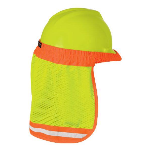 High Visibility Hard Hat Sun Shield - ML Kishigo 2810
