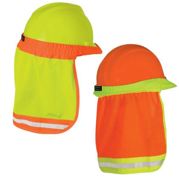 High Visibility Hard Hat Sun Shield - ML Kishigo 2810/2813
