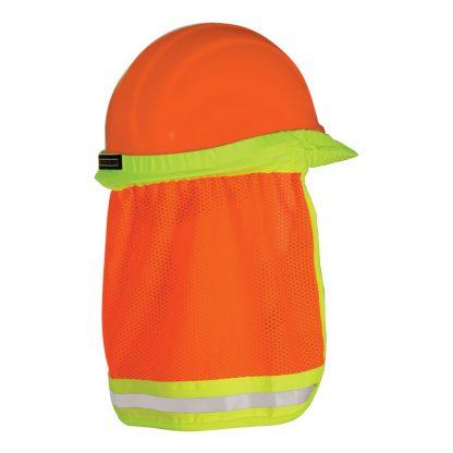 High Visibility Hard Hat Sun Shield - ML Kishigo 2813