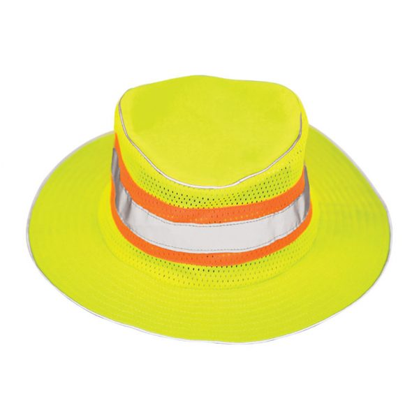 9ae38498011464 High Visibility Safari Hat - ML Kishigo 2822/2823 — iWantWorkwear