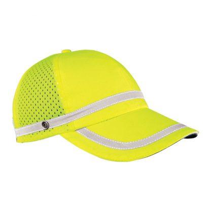 High Visibility Baseball Cap - ML Kishigo, Yellow