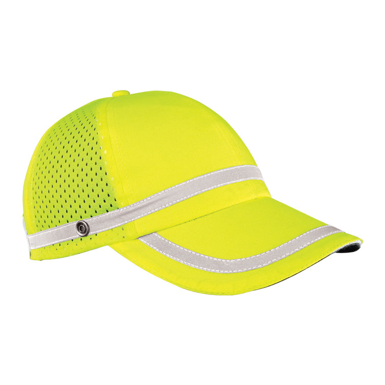 fdd8ee67a2bf54 High Visibility Baseball Cap - ML Kishigo 2854/2855 — iWantWorkwear