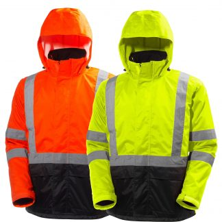 High Visibility Alta Shell Jacket - Helly Hansen 71071, mix