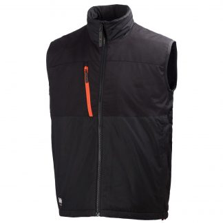 Insulated Utility Vest - Helly Hansen 73005, Front