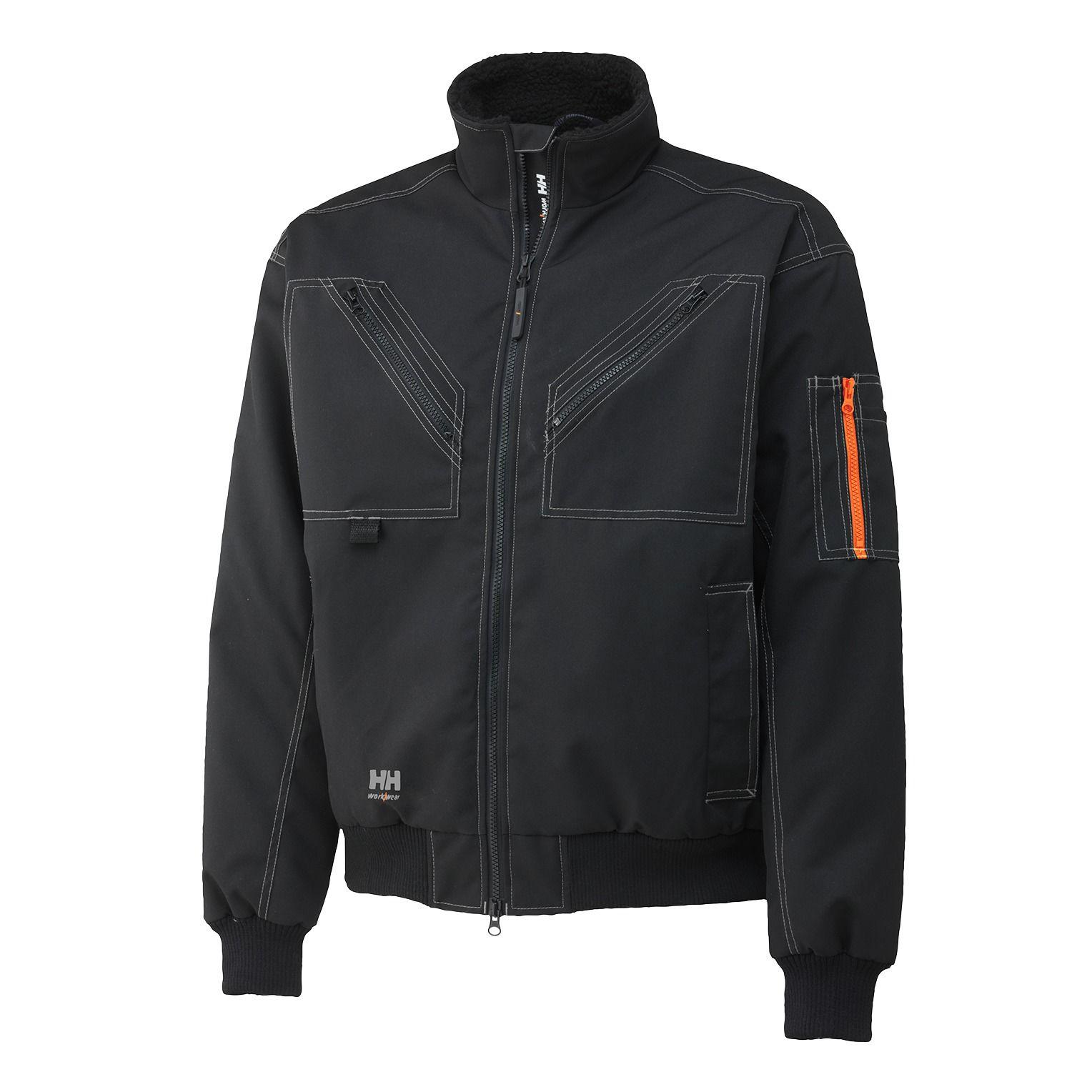 20d15747 Bergholm Winter Work Jacket - Helly Hansen 76211 — iWantWorkwear