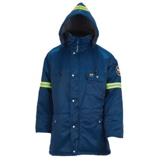 "Thompson Winter Parka, 2"" Striping - Helly Hansen 76312"