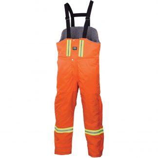 "Weyburn High Visibility Snow Pants, 2"" Striping - Helly Hansen 76513"