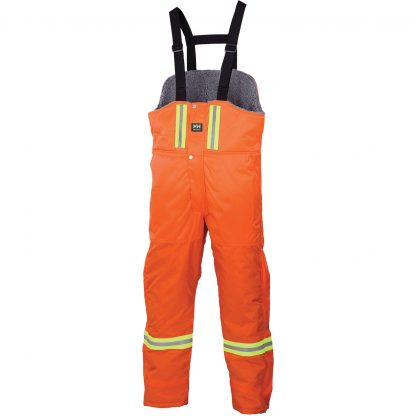 "Weyburn High Visibility Snow Pants, 2"" Striping - Helly Hansen 76513"
