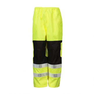 High Visibility Rain Pants - ML Kishigo RWP112, front