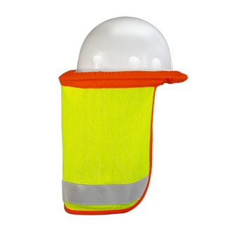 Reflective Fire Resistant Hard Hat Sun Shield - ML Kishigo FM2804