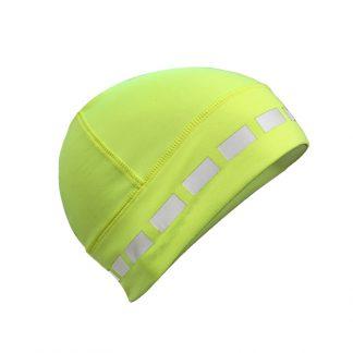 Fleece High Visibility Cap Style # 2828 Lime