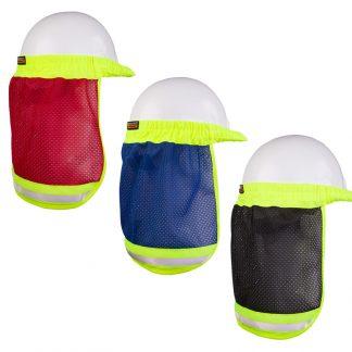High Visibility Hard Hat Sun Shield - ML Kishigo B11/12/13