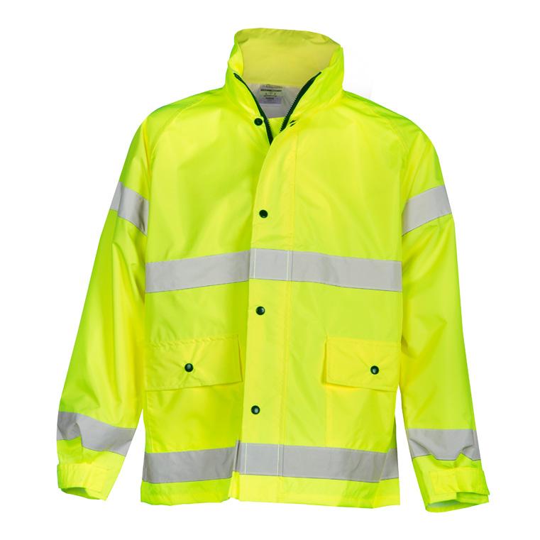 1bf0baf1978ac5 High Visibility Storm Stopper Jacket - ML Kishigo 9665J — iWantWorkwear