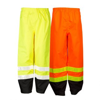 High Visibility Storm Stopper Rain Pants - ML Kishigo RWP100/101