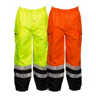 High Visibility Rain Pants - ML Kishigo RWP106/107
