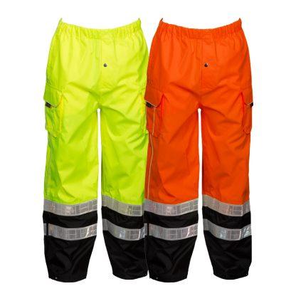 High Visibility Rain Pants - ML Kishigo RWP106/107