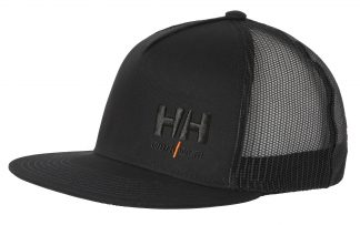 Kensington Flat Trucker Hat- Helly Hansen 79805, front