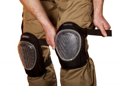 Super Gel Knee Pad - Portwest KP30, Double on body