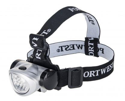 Economic 8 LED Headlight - Portwest PA50