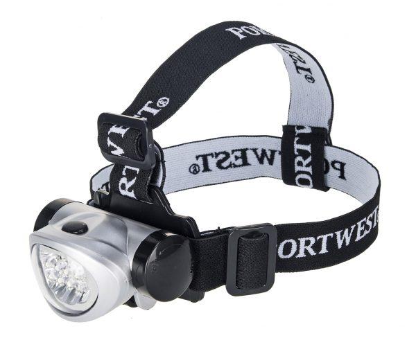 Economic 8 LED Headlight - Portwest PA50