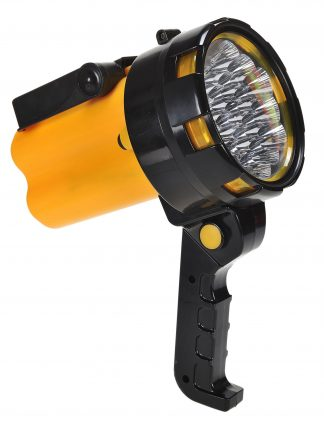 19 LED Utility Flashlight - Portwest PA62, extended handle