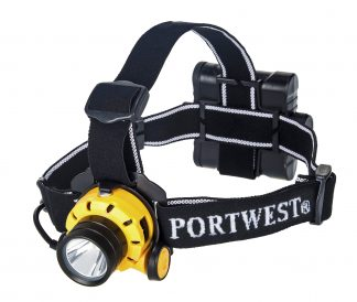 Crazy Bright Adjustable Headlamp - Portwest PA64, Main