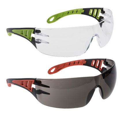 Tech Look Safety Glasses - Portwest PS12