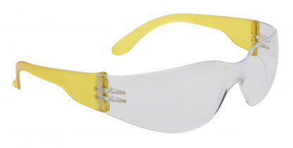 Wrap Around+ Safety Glasses - Portwest PS32, Clear