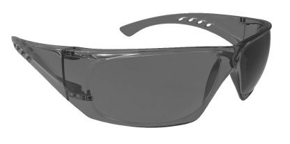Clear View Safety Glasses - Portwest PW13, Smoke