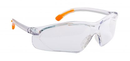 Fossa Safety Glasses - Portwest PW15, Clear