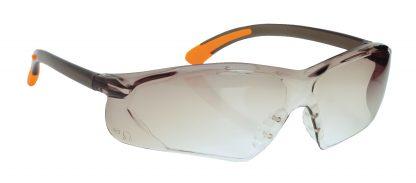 Fossa Safety Glasses - Portwest PW15, Smoke